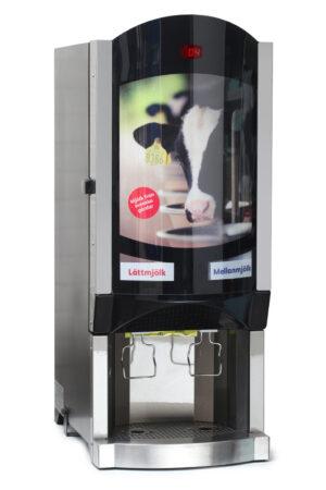 Mjölkkylare 2x10 liter dubbelkylkare