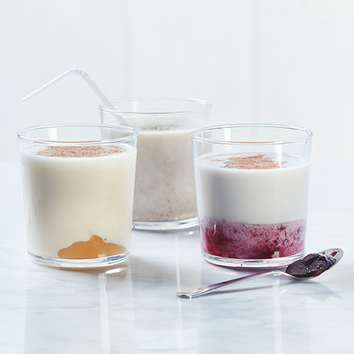 Mättande mjölkdrinkar