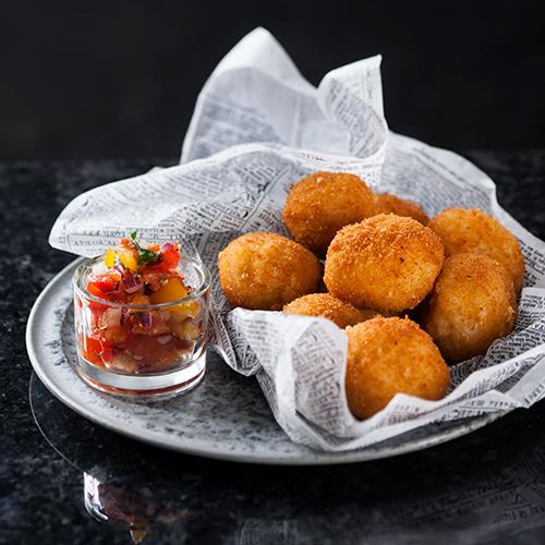 Arancini – risbollar från Sicilien