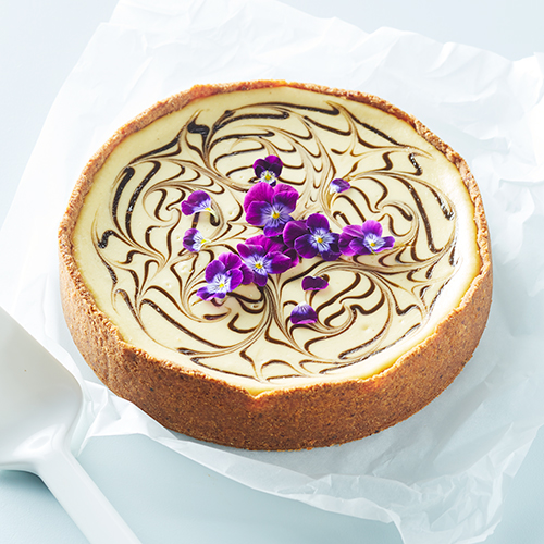 Cheesecake med lakrits