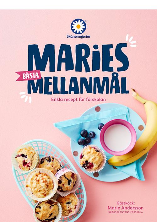 Skånemejerier Maries bästa mellanmål