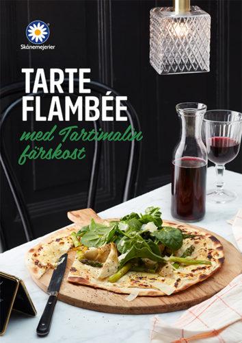 Skånemejerier Tarte Flambée