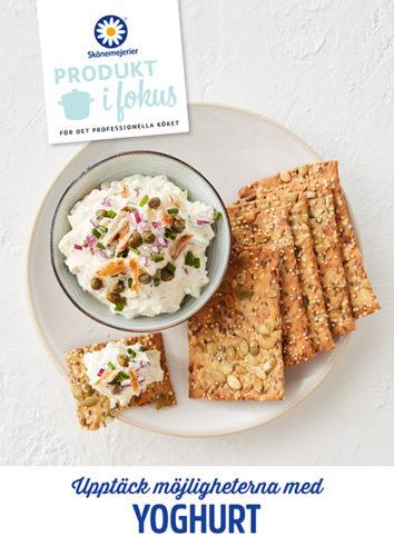 Skånemejerier Produkt i fokus – Yoghurt