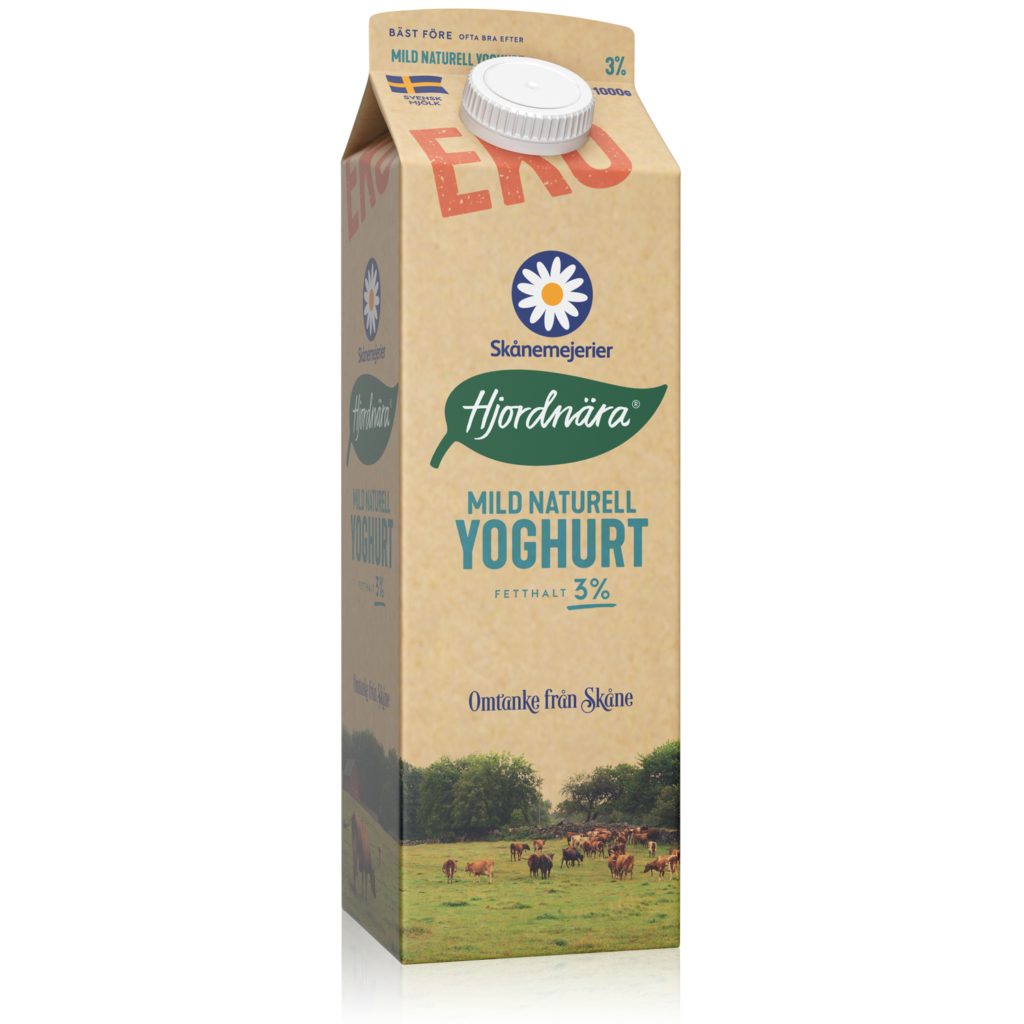 naturell yoghurt skånemejerier