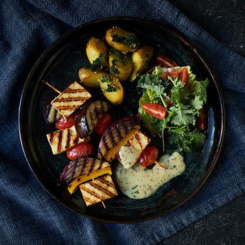 Pannoumi mixed grill