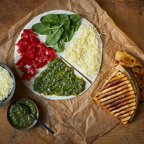 Pannoumi Tortilla