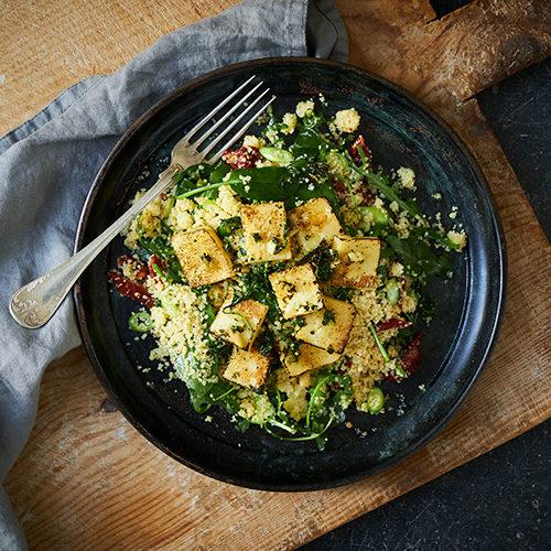 Pannoumi med couscous