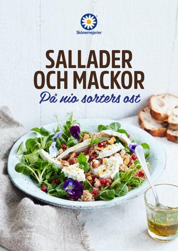 Skånemejerier Sallader och mackor